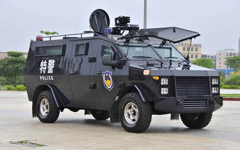 猛禽装甲车