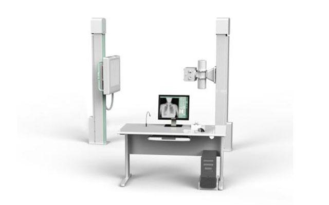 车载X射线摄影系统