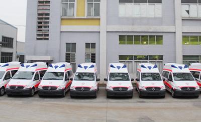 急救车销售