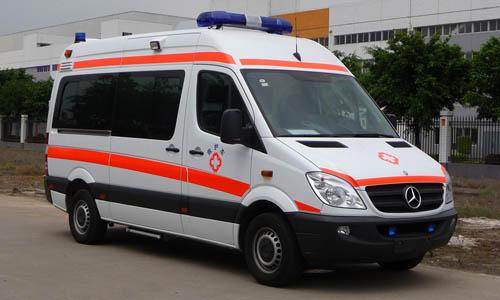 奔驰315救护车