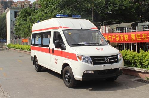 转运型救护车参数
