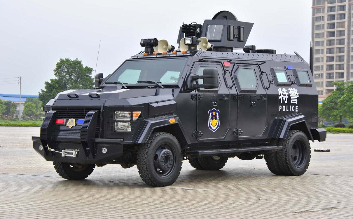 虎式装甲车