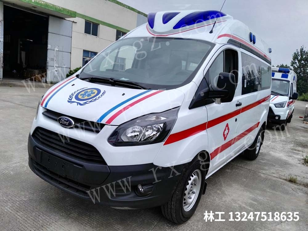 新全顺V362救护车