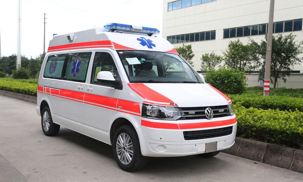 四驱越野T6救护车