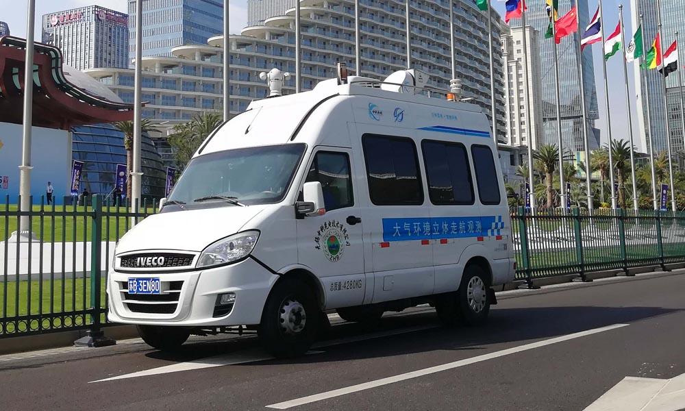 大气环境走航监测车(福特、大通、依维柯)