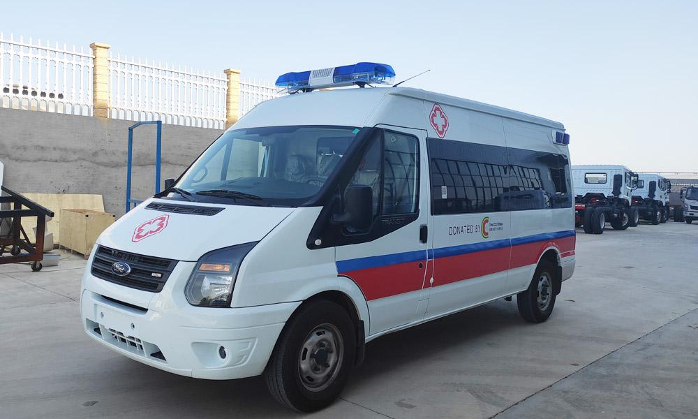 医疗服务车